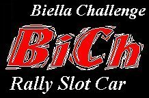 Biella Challenge Rally Slot Car